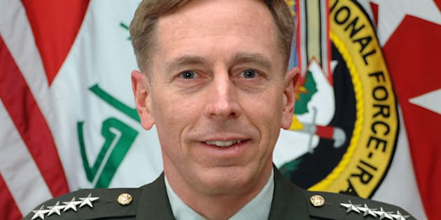 Description General  David H. Petraeus , US Army, Commander, U.S. Central Command. |  Source http://www. centcom. mil/images/stories/ ...