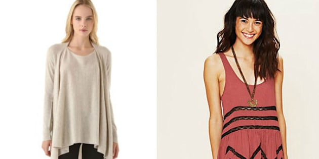 Look Thinner 10 Pounds Lighter In Seconds With A Trapeze Sweater