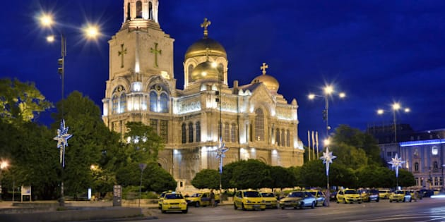 the assumption cathedral  varna ...