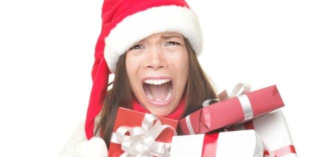 christmas holidays shopping...
