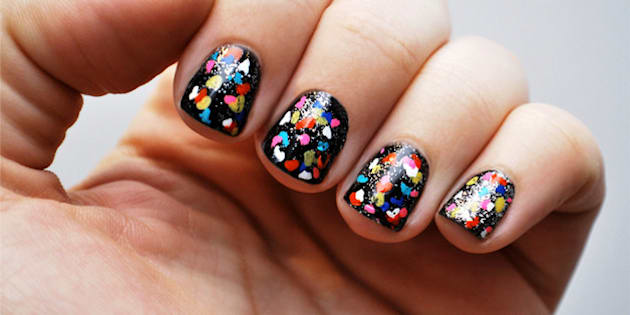 Hot nail art trends for spring prinsesfo Images