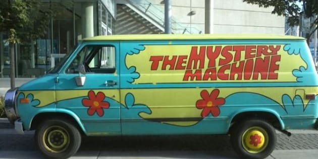 Mystery Machine For Sale: Scooby Doo Van On Craigslist ...