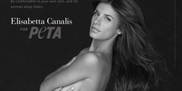 Foto nude di elisabetta canalis galleries 554