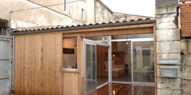Insolite Un Garage Transform En Appartement Par Des Architectes