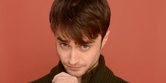 PARK CITY, UT - JANUARY 18:  Actor Daniel Radcliffe poses for a portrait during the 2013 Sundance Film Festival at the Getty Images Portrait Studio at Village at the Lift on January 18, 2013 in Park City, Utah.  (Photo by Larry Busacca/Getty Images)