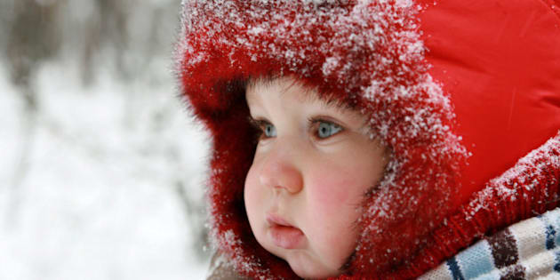606c2982915d How To Dress Kids In The Winter  Keeping Your Babies Warm In The ...
