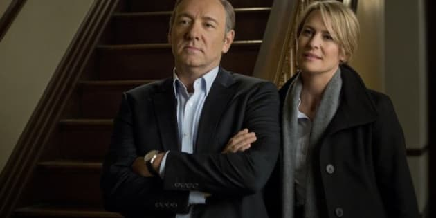 House Of Cards Fashion Claire Underwood S Corporate Style