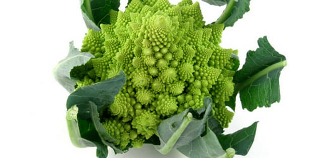 La Matematica Perfezione Del Broccolo L Huffington Post