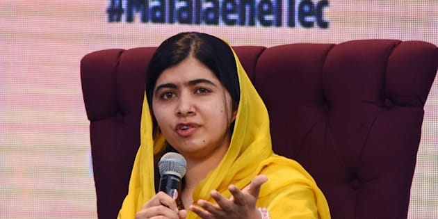 Activist Malala Yousafzai was awarded the Nobel Peace Prize at the age of 17 after surviving an assassination attempt by a Taliban gunman in 2012.