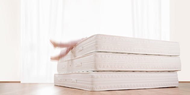 Experts say the most important part of picking a new mattress is that it feels comfortable to you (and your sleep).
