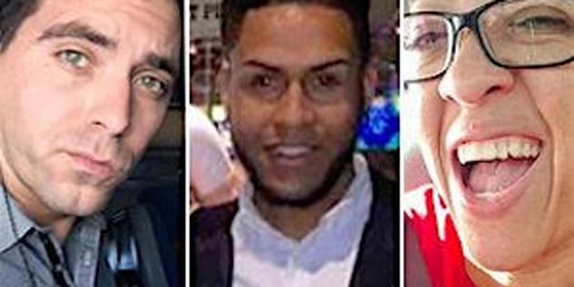 The victims of the Orlando gay nightclub attack