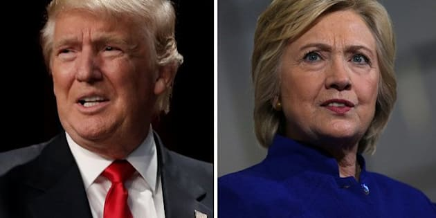 Donald Trump and Hillary Clinton will face off for their first debate at Hofstra University on Monday night.