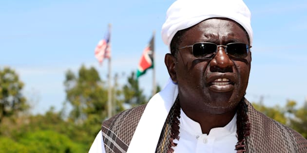 Malik Obama wants America to become great again by electing Donald Trump to succeed his half-brother, Barack.