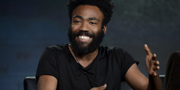 "Cast member Donald Glover participates in a panel for the FX Networks new comedy series ""Atlanta"" during the Television Critics Association (TCA) Cable Winter Press Tour in Pasadena, California January 16, 2016. REUTERS/Kevork Djansezian"