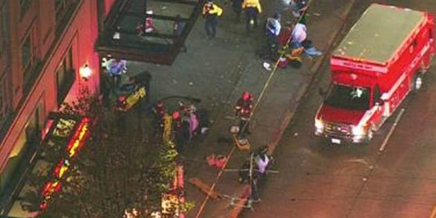 Shooting near Trump protests in Seattle