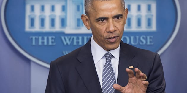 President Barack Obama held his first post-election press conference on Monday.