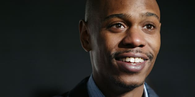 Dave Chappelle is coming back with three Netflix specials.