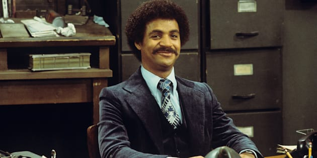 UNITED STATES - OCTOBER 19:  BARNEY MILLER - 'Non-Involvement' 11/18/76 Ron Glass  (Photo by ABC Photo Archives/ABC via Getty Images)