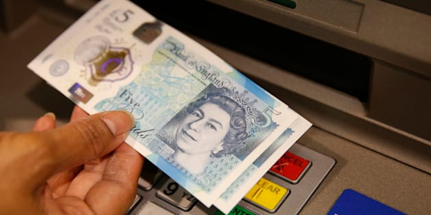 The new £5 contains a derivative of animal fat