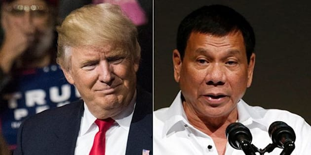 Trump vs Duterte