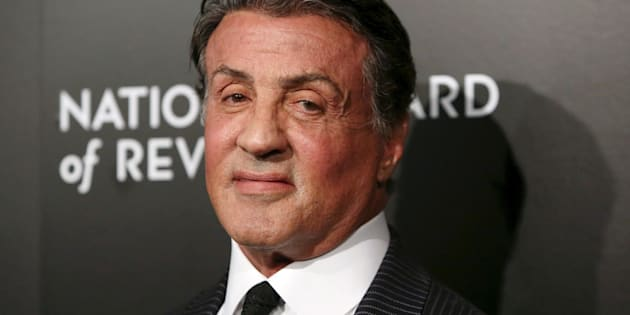 Sylvester Stallone attends The National Board of Review Gala, held to honor the 2015 award winners, in the Manhattan borough of New York January 5, 2016.  REUTERS/Andrew Kelly