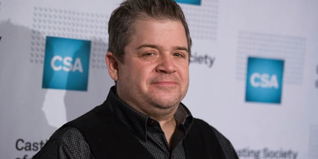 BEVERLY HILLS, CA - JANUARY 22:  Actor Patton Oswalt attends the Casting Society of America's 30th Annual Artios Awards ceremony at The Beverly Hilton Hotel on January 22, 2015 in Beverly Hills, California.  (Photo by Vincent Sandoval/WireImage)