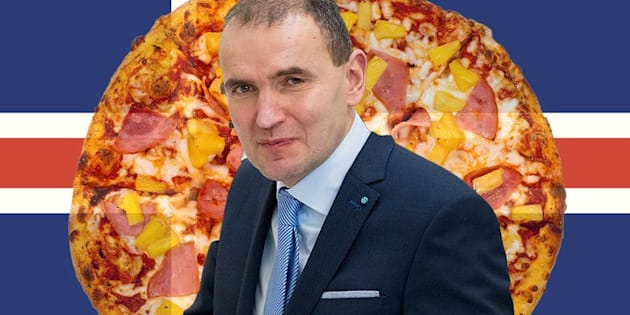 Iceland president Guðni Th. Jóhannesson says he hates pineapple as a pizza topping and wishes he could ban it.