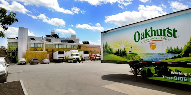 Monday, June 17,2013. Oakhurst dairy plant in Portland. --  (Photo by Jill Brady/Portland Press Herald via Getty Images)