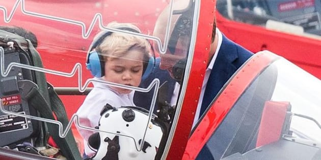 """""""What is life?"""" -- Prince George, probably."""