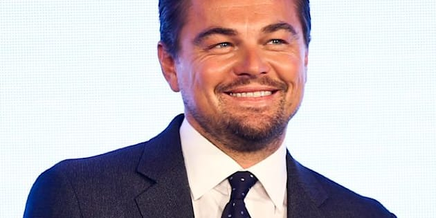 BEIJING, CHINA - MARCH 20:  (CHINA OUT) Actor Leonardo DiCaprio attends 'The Revenant' press conference at Park Hyatt Hotel on March 20, 2016 in Beijing, China.  (Photo by VCG/VCG via Getty Images)