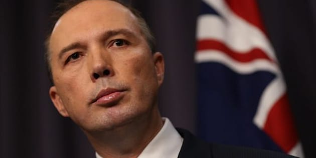 Dutton confirms the boat has been stopped.