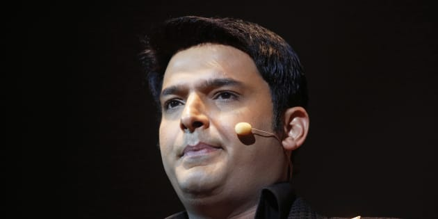 File photo of Kapil Sharma.