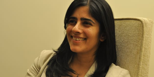 Chandrika Pasricha, Founder and CEO of Flexing It