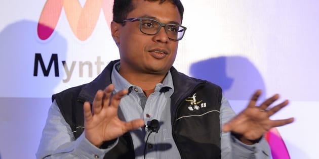 Sachin Bansal, Co-Founder of Flipkart