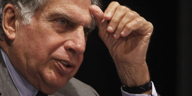 Tata Group Interim Chairman Ratan Tata