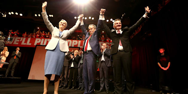 Shorten is confident that a united Labor can win the upcoming election.