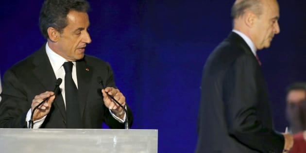 Entre Nicolas Sarkozy et Alain Juppé, la bataille concerne aussi le casier judiciaire.