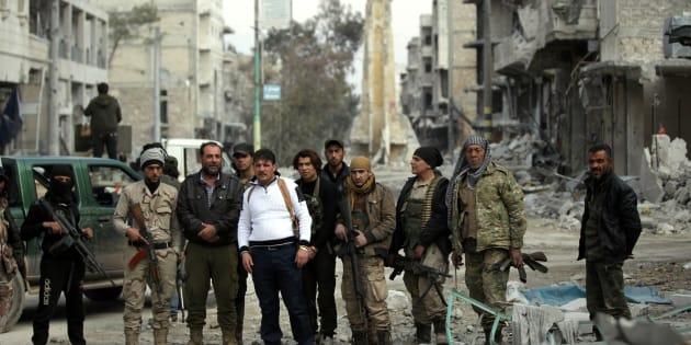 """""""Muchos expertos en Siria concuerdan en que una vez que se recupere Al Raqa de ISIS, la pelea apenas estará iniciando."""