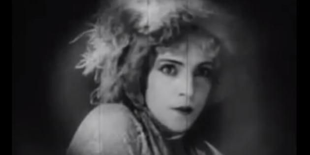 Fotograma de 'La coquille et le clergyman' ( Germaine Dulac, 1928)