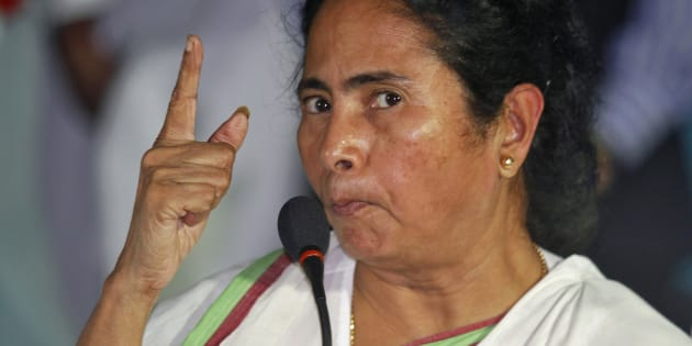 Mamata Banerjee, Chief Minister of West Bengal, in Kolkata on September 18, 2012. REUTERS/Rupak De Chowdhuri.