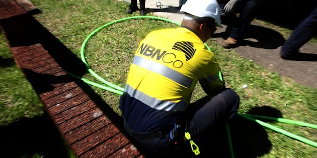 Labor would roll out faster broadband to two million more Australians.