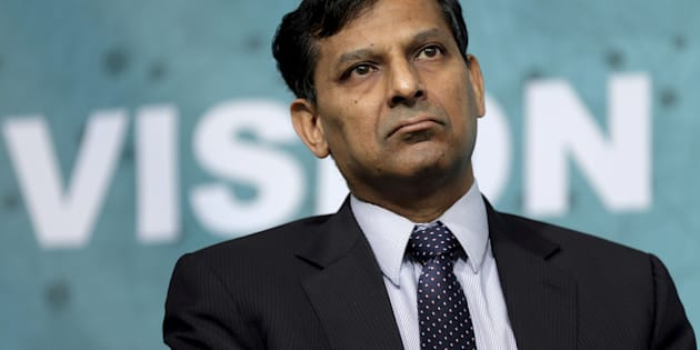 Governor of the Reserve Bank of India Raghuram Rajan