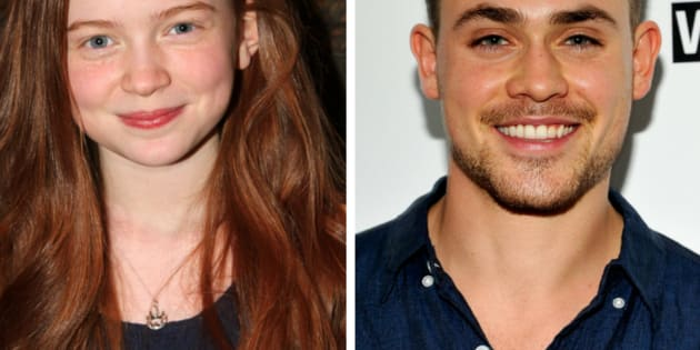 "Sadie Sink and Dacre Montgomery are set to join Netflix's ""Stranger Things."""