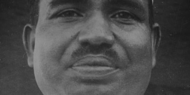 Portrait of Indian politician Jagjivan Ram, September 10th 1946. (Photo by Keystone/Hulton Archive/Getty Images)