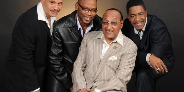À partir du milieu des années 60, les Four Tops de Détroit dont les disques ont commencé à être distribués par la célèbre compagnie Motown.
