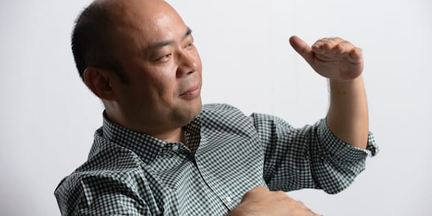 Taizo Son, chief executive officer of Mitletoe Inc.