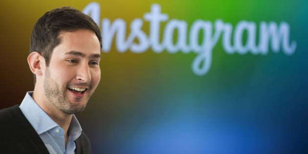 Instagram Chief Executive Officer and co-founder Kevin Systrom