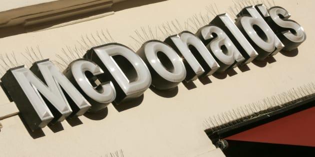 Un restaurant McDonald's près du Vatican? Les cardinaux sont outrés