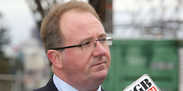 David Feeney is back in the hot seat.