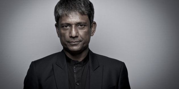 DUBAI, UNITED ARAB EMIRATES - DECEMBER 09:  (EDITORS NOTE: This image has been desaturated and a vignette has been added)  Actor Adil Hussain during a portrait session on day one of the 9th Annual Dubai International Film Festival held at the Madinat Jumeriah Complex on December 9, 2012 in Dubai, United Arab Emirates.  (Photo by Gareth Cattermole/Getty Images for DIFF)